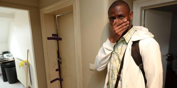 Le cauchemar à Saint-Josse: Mathieu est forcé de vivre à côté du cadavre de son voisin - La DH