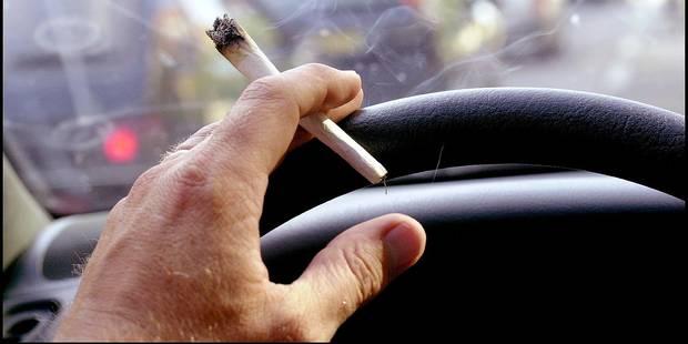 Ottignies-LLN: six conducteurs sous influence du cannabis ! - La DH