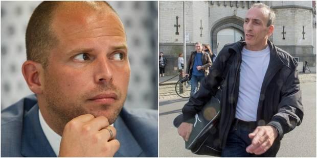 Theo Francken veut expulser Farid Bamouhammad - La DH