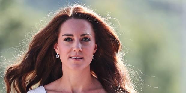 Kate Middleton ne porte pas que de la haute couture - La DH