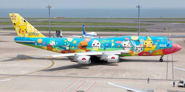 Exclusif: Les Pokémons chassés des aéroports belges - La DH