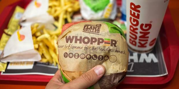 Le premier Burger King attendu pour l'été prochain en Belgique - La DH