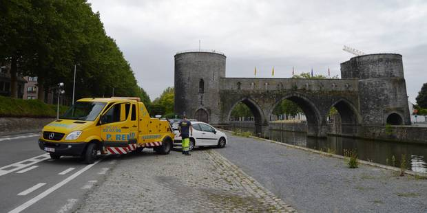Tournai: Mauvaise surprise pour une trentaine d'automobilistes - La DH