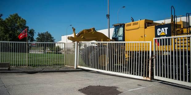 Caterpillar: des travailleurs de Caterpillar réembauchés en Flandre occidentale? - La DH