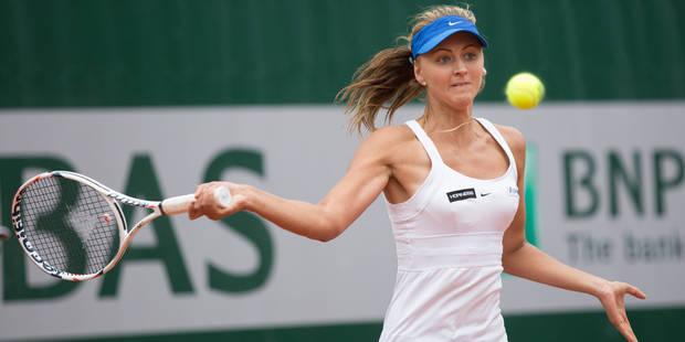 Maryna Zanevska devient Belge - La DH