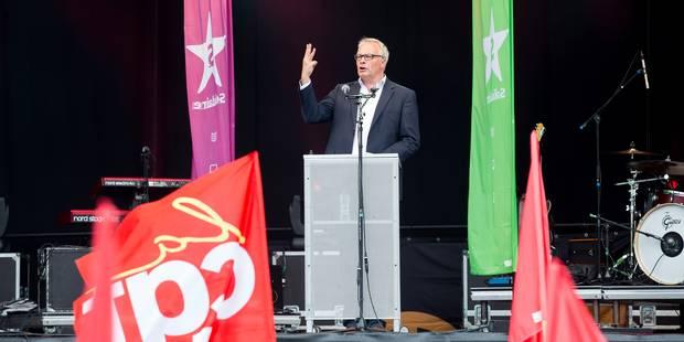 Le PTB devient le troisième parti à Bruxelles, selon un sondage - La DH