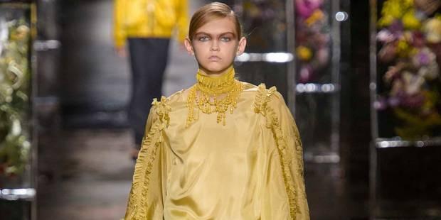 Fashion Week: mais pourquoi les mannequins font toujours la tête ? - La DH