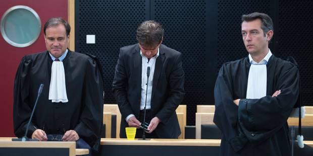 Le one-man show de Me Mayence pour innocenter Bernard Wesphael - La DH