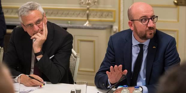 Le CD&V claque la porte, Charles Michel cherche une issue au blocage - La DH