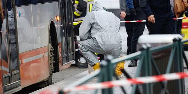 Stib: les alertes à la bombe ont doublé - La DH