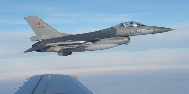 Un F-16 belge a-t-il fait des victimes civiles en Syrie? Didier Reynders fait le point - La DH
