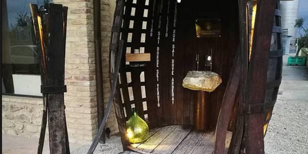 Italie: une fontaine distribue du vin gratuit jour et nuit - La DH