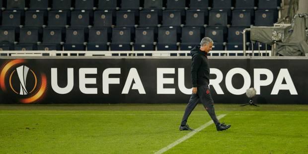 José Mourinho suspendu un match de Premier League - La DH