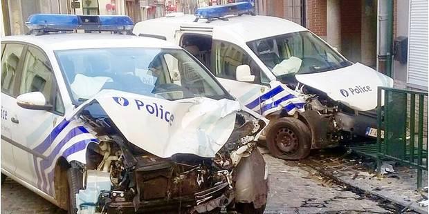Les dessous de la course-poursuite de samedi à Bruxelles: Les braqueurs arrêtés sont déjà libérés! - La DH