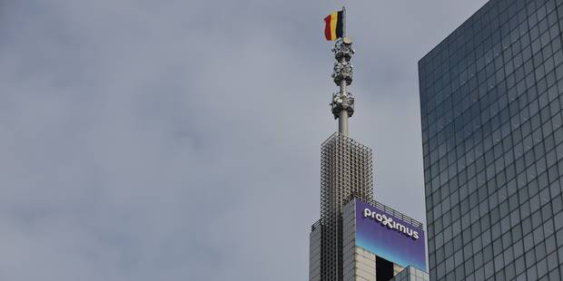 Proximus, premier opérateur à tester la 5G sur le territoire belge - La DH