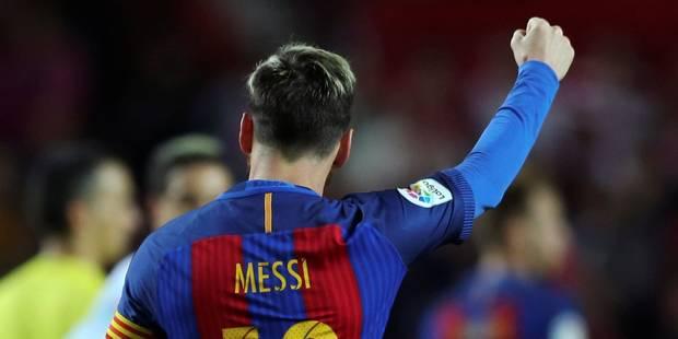 """Resignera, resignera pas ? Le Barça """"tranquille"""" concernant le cas Messi - La DH"""