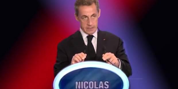 """Sarkozy est le maillon faible, """"au revoir"""" (VIDEO) - La DH"""