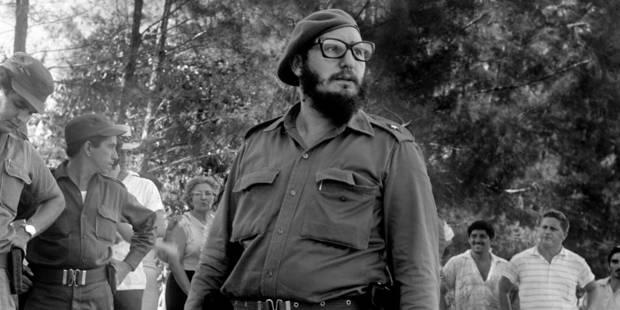 Le père de la Révolution cubaine Fidel Castro est mort - La DH