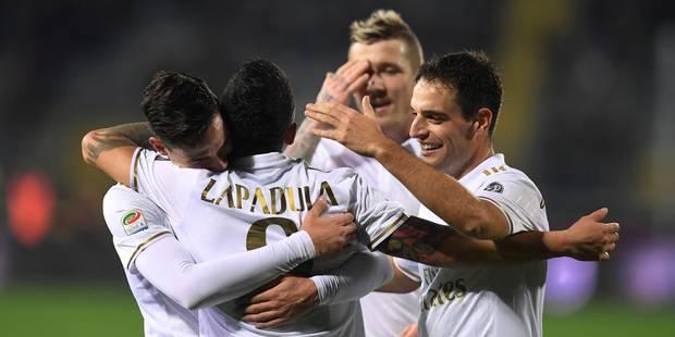 Serie A: le Milan impressionne, le Torino grimpe - La DH