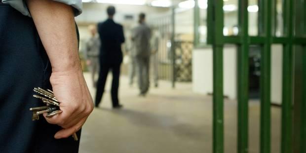 Grève à la prison de Lantin: l'Etat belge condamné à payer 3.000 euros par détenu - La DH