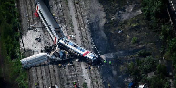 Accident de train à Saint-Georges-sur-Meuse : le conducteur seul en cause - La DH