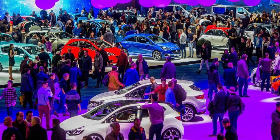 Salon de l'Auto: Voici pourquoi il faut acheter sa voiture avant le 31 décembre - La DH
