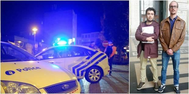Traitement inhumain sur des étudiants au Bois de la Cambre: 4 policiers en justice - La DH