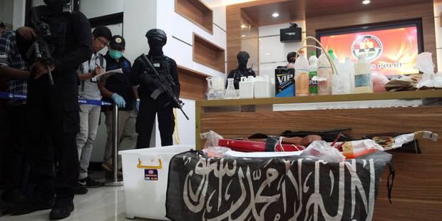 Indonésie: trois islamistes tués, attentat prévu à Noël déjoué - La DH