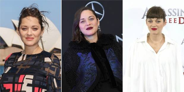 """Marion Cotillard """"assassine"""" la concurrence sur tapis rouge aux côtés de Michael Fassbender - La DH"""