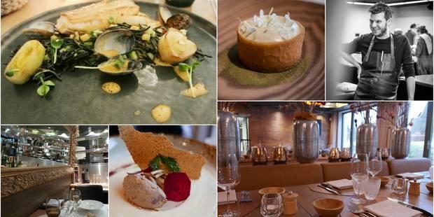 Le best of des restaurants 2016 : les 12 tables de Joëlle Rochette - La DH