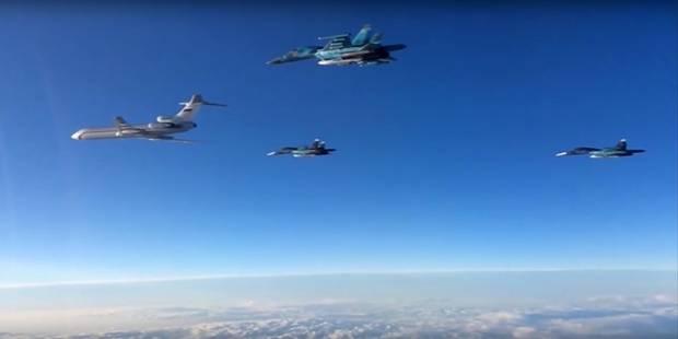 """Un avion militaire russe avec 92 personnes à bord s'écrase en mer Noire: """"pas de signes de survivants"""" - La DH"""