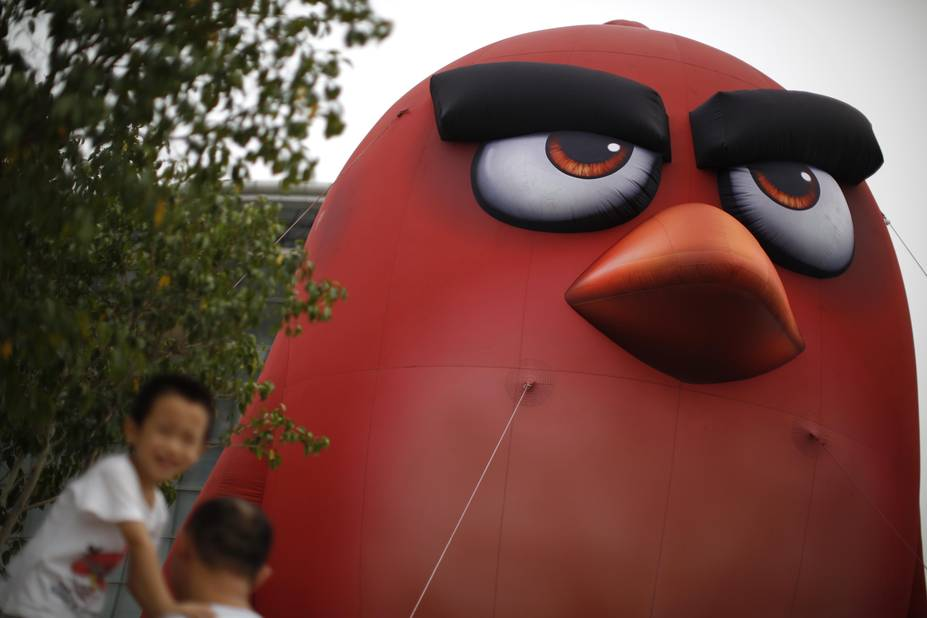 Depuis juin 2016, Tianjin compte un Angry Birds Park. C'est le premier du genre en Chine.