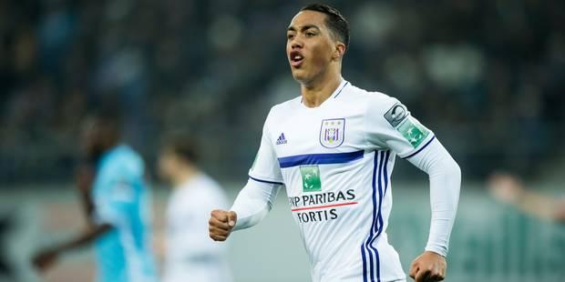 Youri Tielemans dans le top 10 des joueurs qui auront 20 ans en 2017 de France Football - La DH