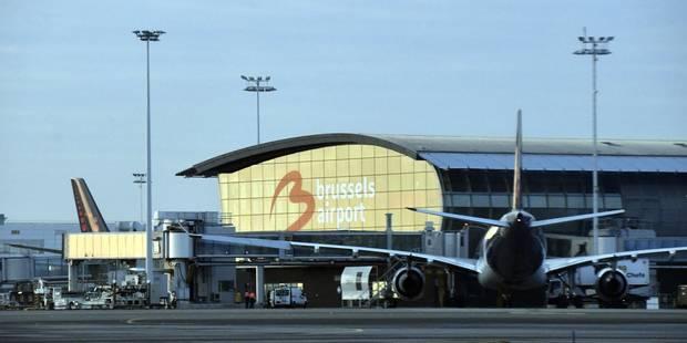 Brussels Airport pris en flagrant délit d'intox - La DH