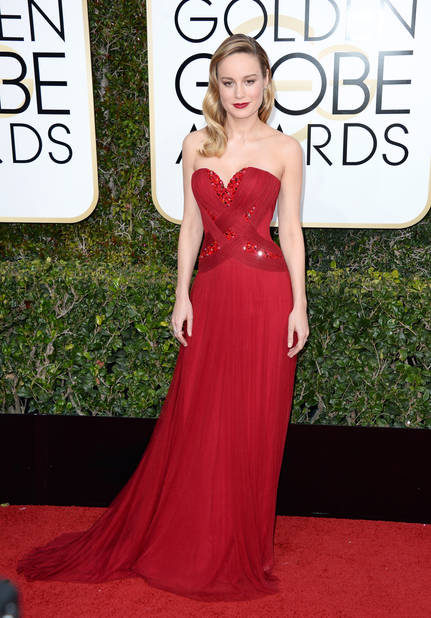 Les tops : Brie Larson, en Rodarte