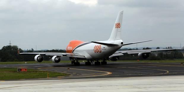 Un avion en difficulté à l'approche de Liege Airport cette nuit - La DH