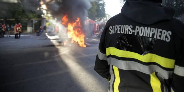 Important incendie dans une habitation d'Havelange - La DH