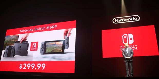 Nintendo Switch: lancement international le 3 mars, un pari pour le pionnier (VIDEO) - La DH
