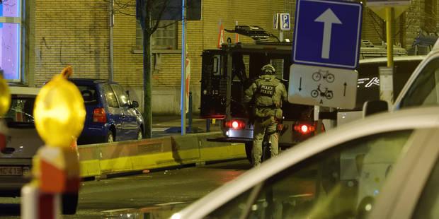 On cherchait des armes à Molenbeek (VIDEO) - La DH