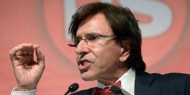 """Elio Di Rupo aux voeux de la fédération liégeoise: """"Il faut une transparence de ces rémunérations publiques"""" - La DH"""