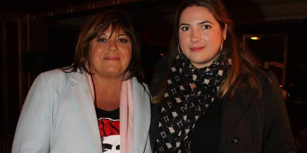 Michèle Bernier et Charlotte Gaccio : un duo mère-fille fusionnel à la ville comme à la scène - La DH