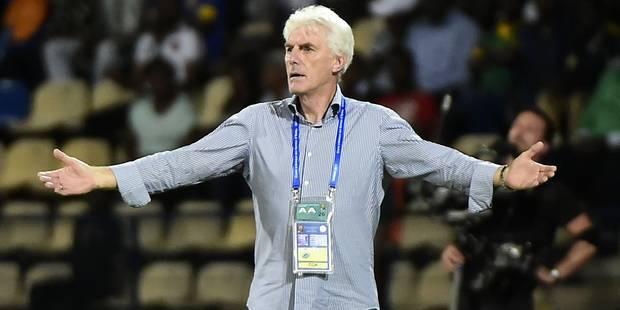Hugo Broos se plaint du montant des primes fixé par la Fédération camerounaise - La DH