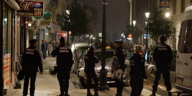 Manifestation de féministes ayant dégénéré à Bruxelles: 138 personnes identifiées - La DH