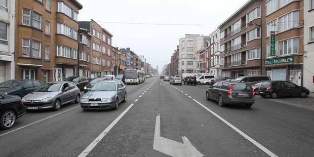 La Région bruxelloise veut réaménager la chaussée de Ninove - La DH
