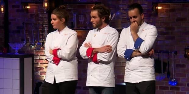 Top Chef: Le Belge Maximilien fait le show, Franck, grand favori, a tremblé - La DH