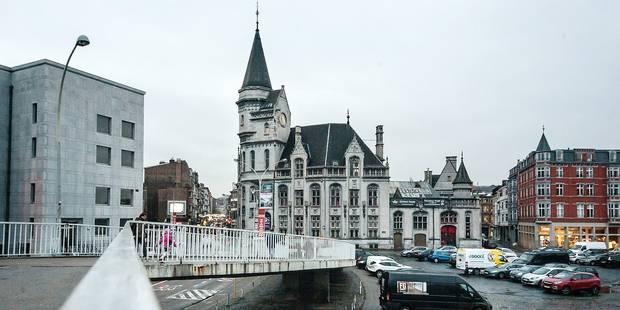 Liège :Début des travaux dans quelques mois - La DH