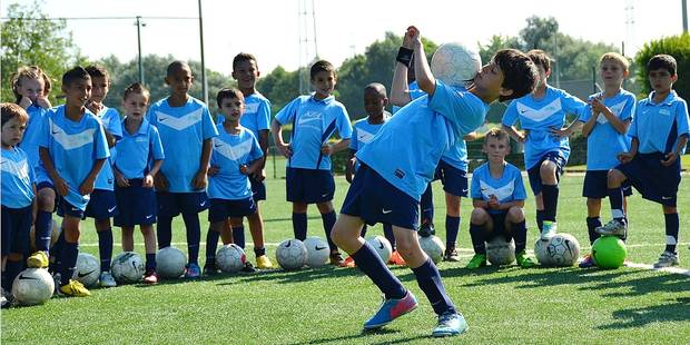 Kids Football Academy: Une méthode qui a fait ses preuves - La DH