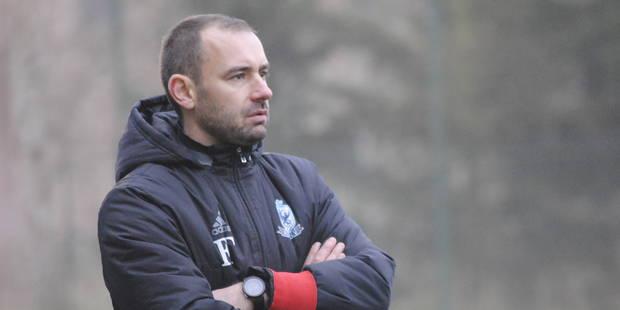 Frédéric Taquin sera le futur entraîneur de la RAAL - La DH