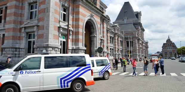 Tournai: Agressé au couteau à la gare - La DH