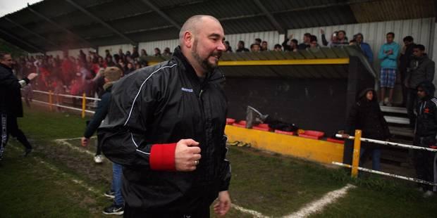 Fabrice Focant (Gosselies): quand le football est une soupape? - La DH